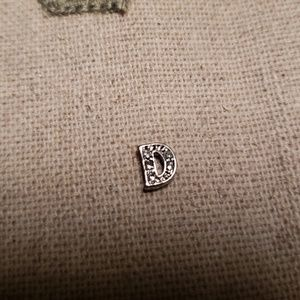 Origami Owl Charms Letter D